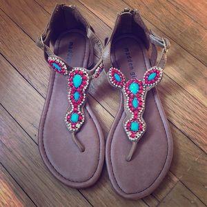 Shoes - Madden Girl 'Maybelll' Sandal